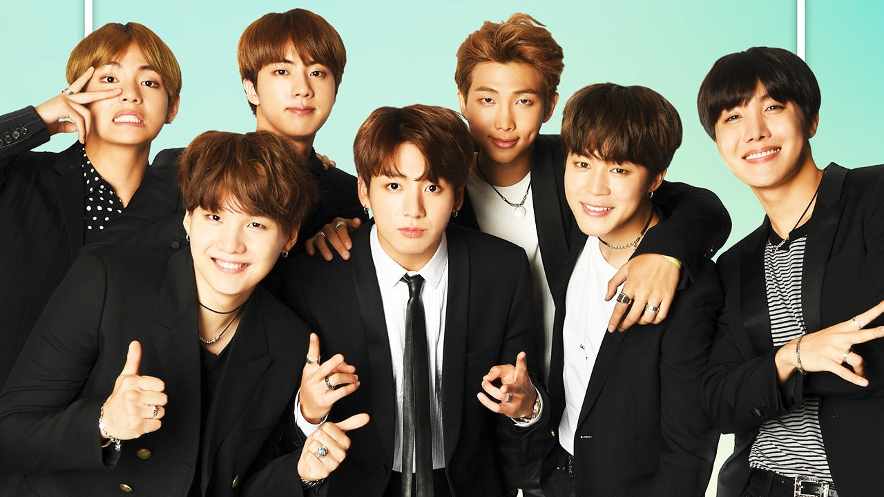 Fans of K-Pop Group BTS Are An 'Amazing Force to Be Reckoned With