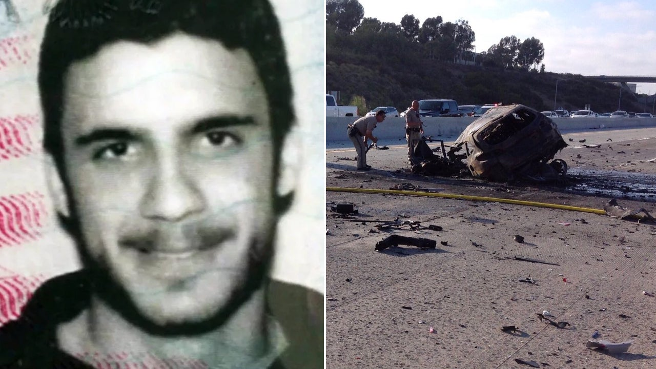 Car Crash  Dead San Diego