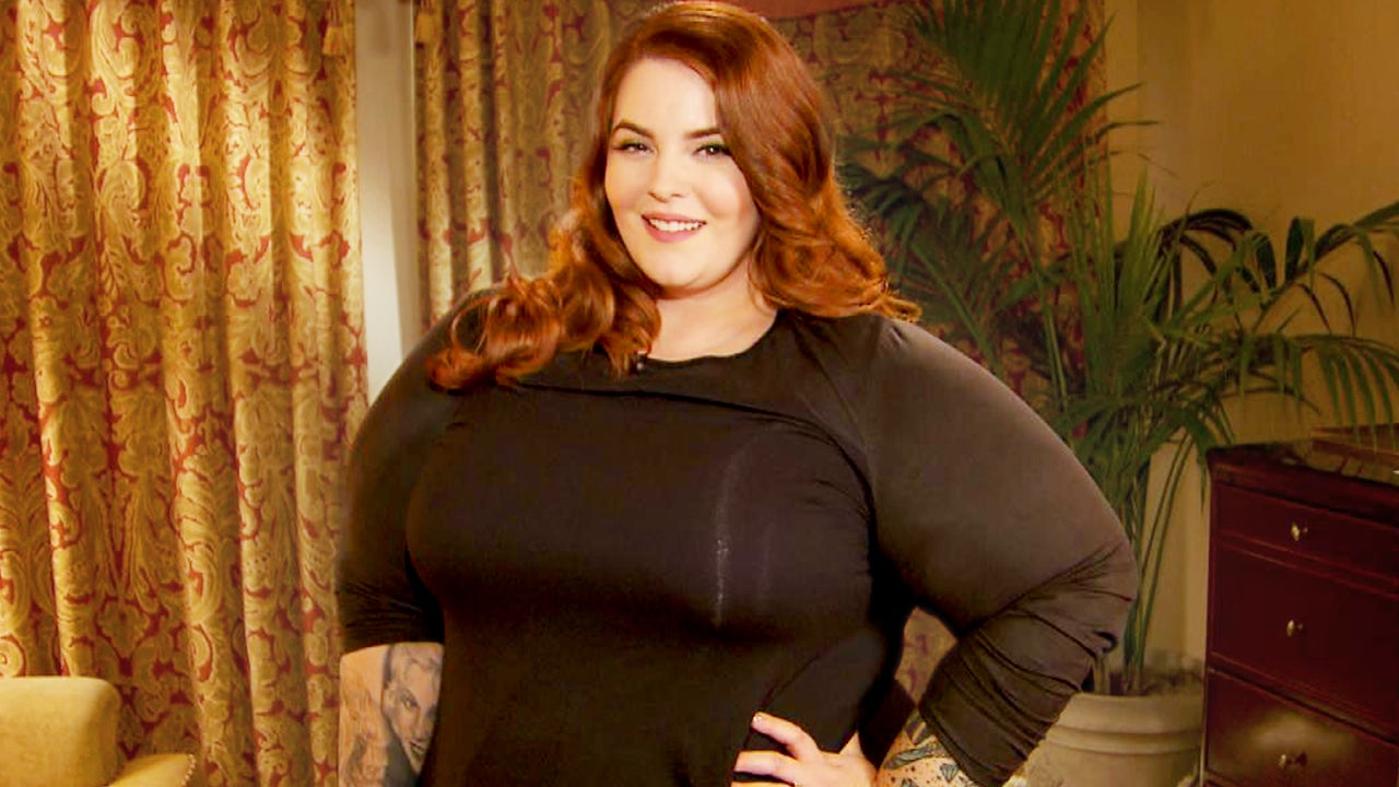 Plus-Size Model Tess Holliday Lands Cosmopolitan U.K. Cover