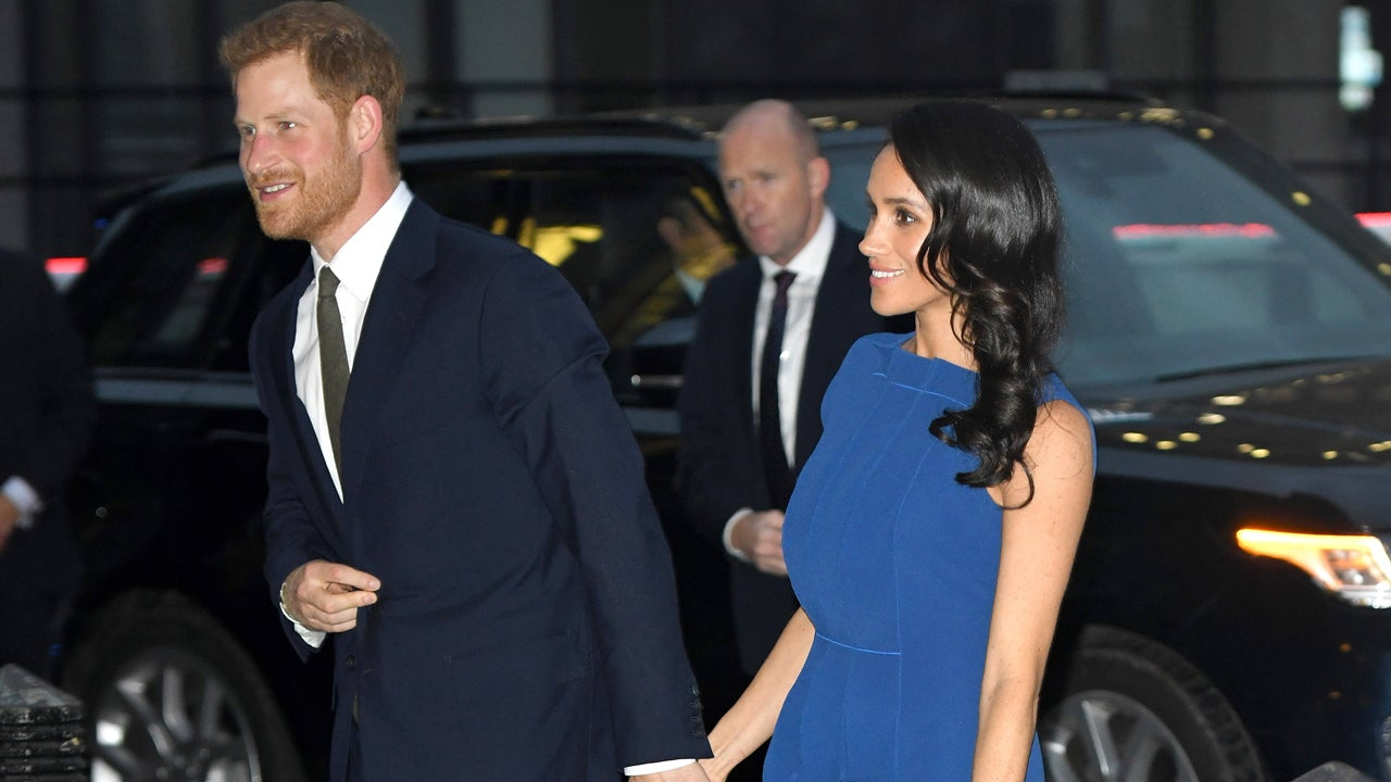 Is Meghan Markle Pregnant Date Night Photo Has The