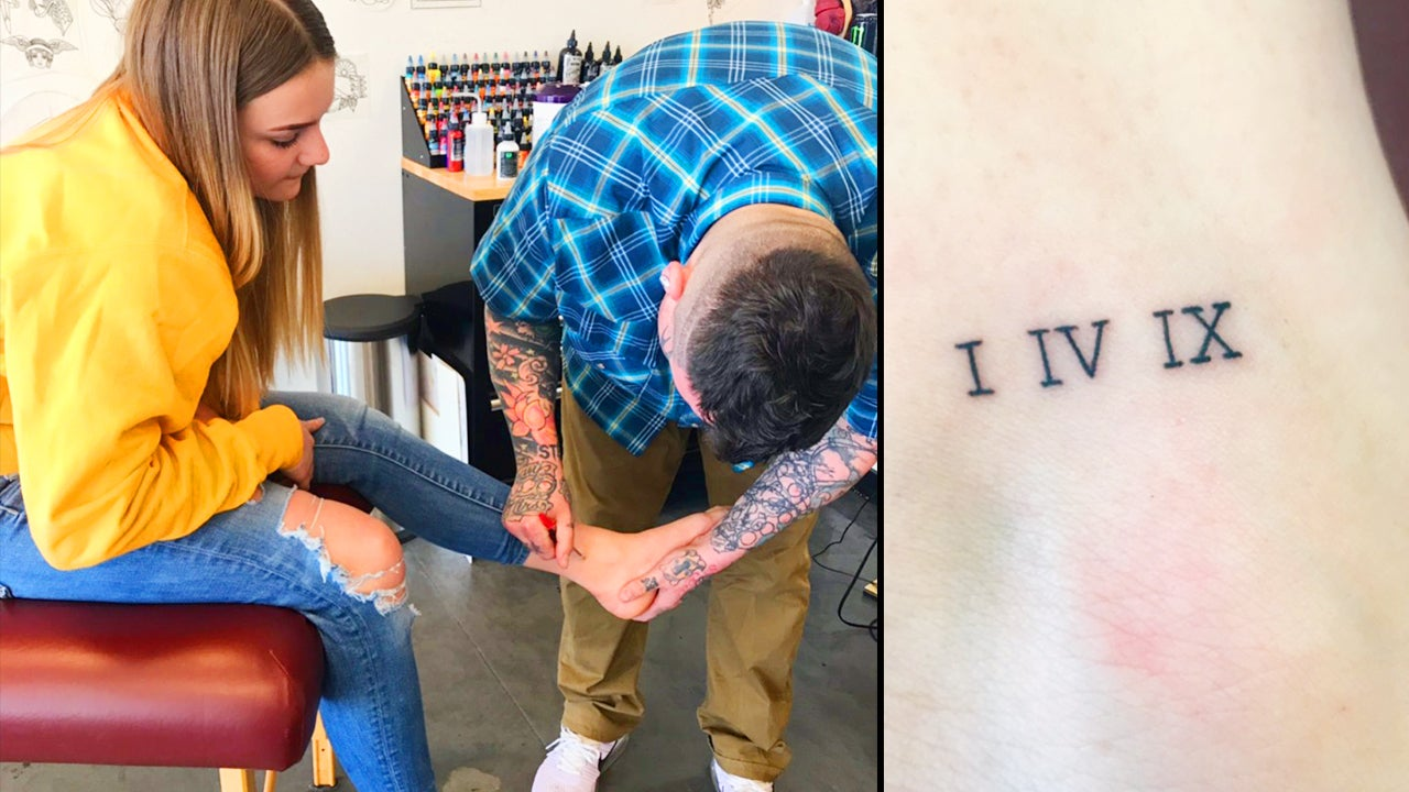 c6546cc14 Heartwarming Reason Mom Let Her 15-Year-Old Daughter Get a Tattoo ...