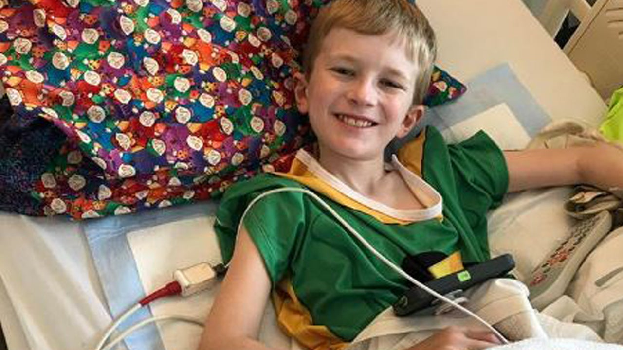 New York Boy With Rare Disorder Can T Eat Solid Food