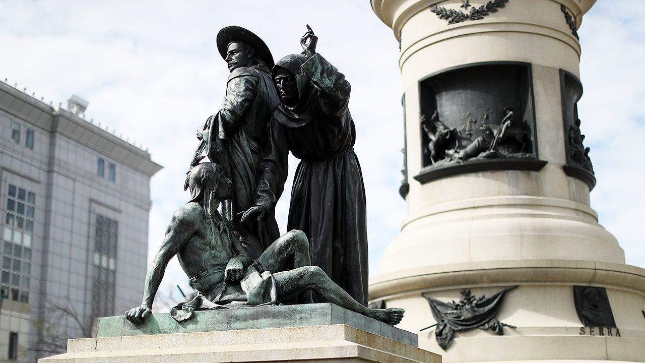 'Racist' and 'Disrespectful' Statue in San Francisco Taken Down After Decades of Protest