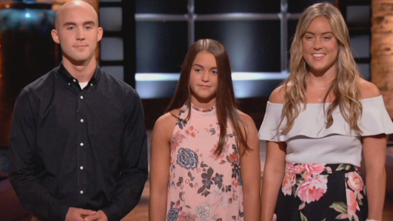 f03625fba9f Children of Firefighter Who Died of 9 11-Related Cancer Appear on  Shark  Tank  to Pitch His Invention