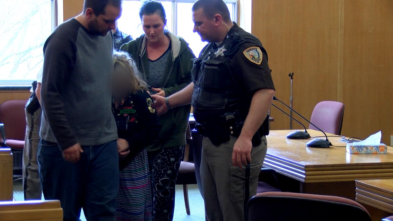 10 year old wisconsin girl facing murder charge for killing baby