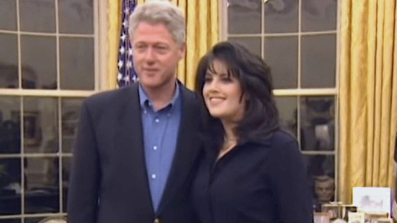 Monica Lewinsky Says She Carefully Chose Clothes Hoping