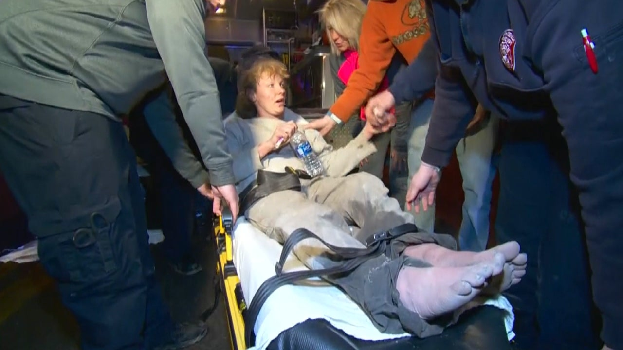 3 People Rescued From Coal Mine After Being Trapped for