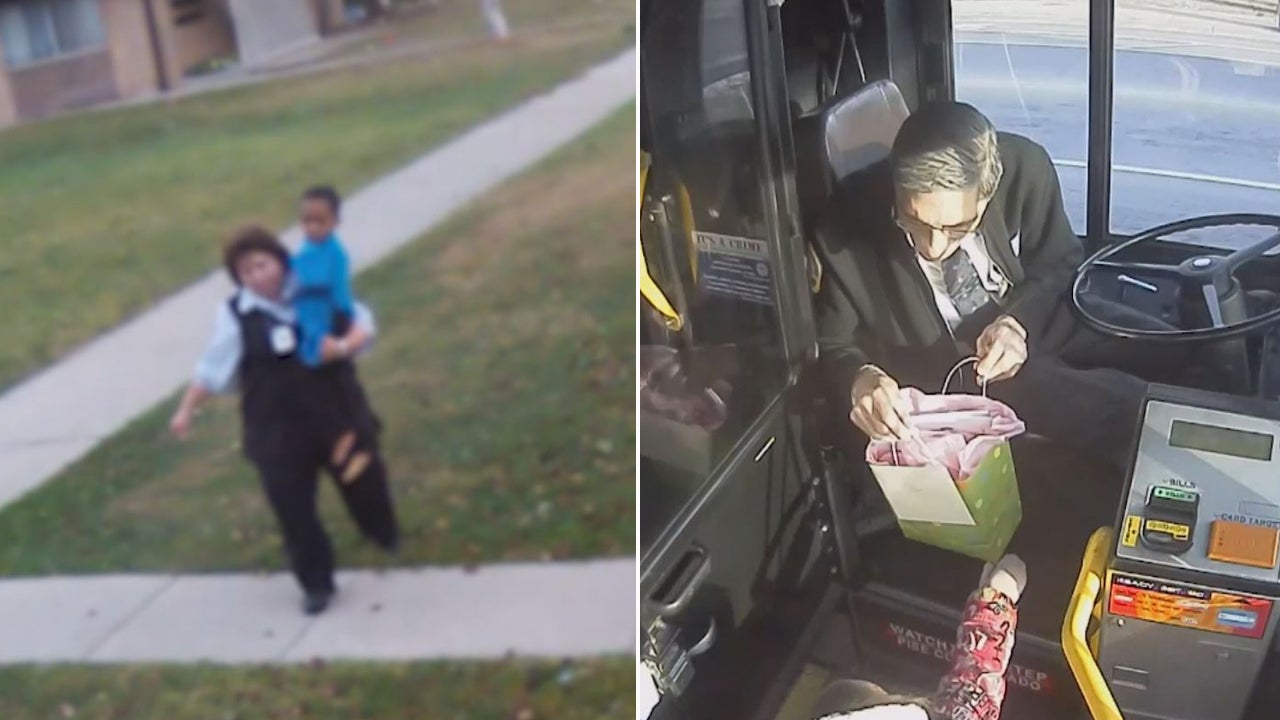These Hero Bus Drivers From Milwaukee Went Above and Beyond