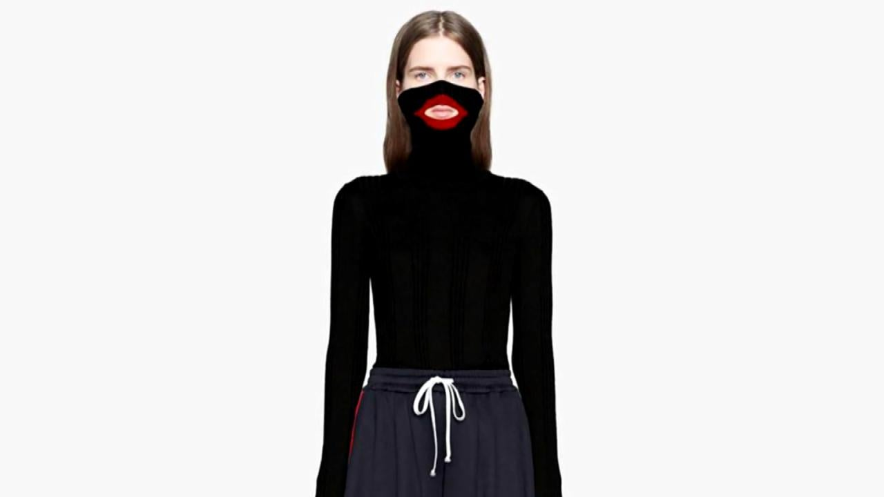 Car Selling Sites >> Gucci Apologizes for Selling Sweater Appearing to Mimic Blackface | Inside Edition