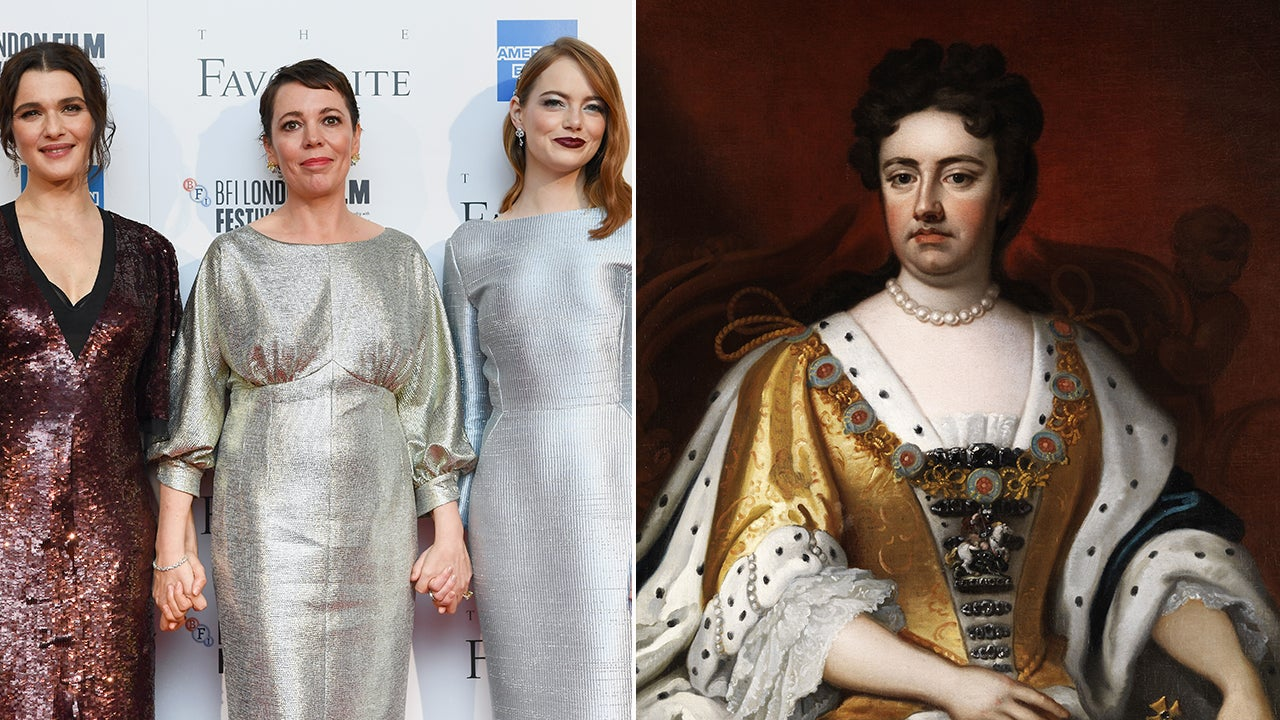 The Favourite: The True Story That Inspired 'The Favourite'