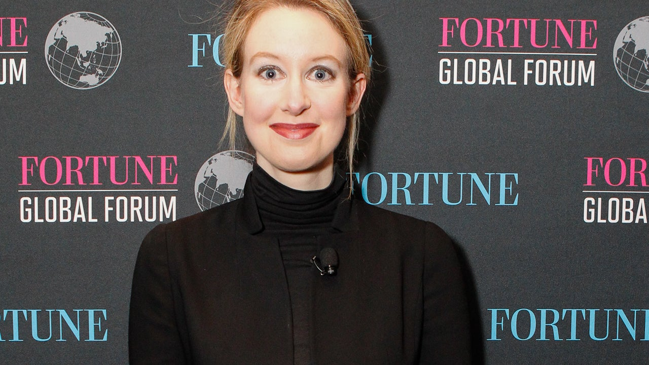 Where Is Elizabeth Holmes Now? The Downfall Of Theranos