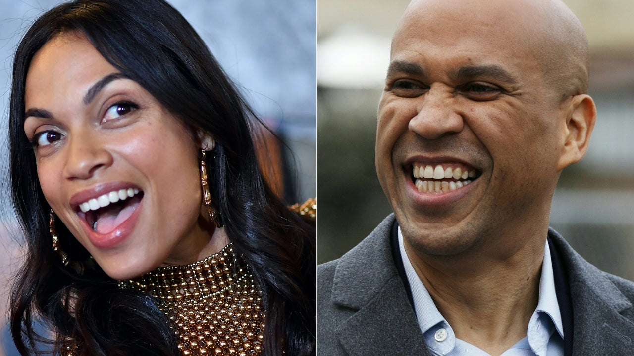 Rosario Dawson Confirms She Is Dating Presidential Candidate Cory Booker