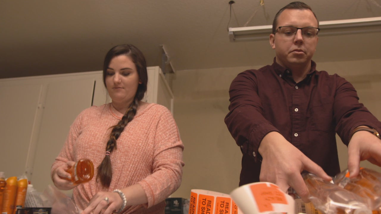 How One Couple Makes Money Flipping Clearance Items