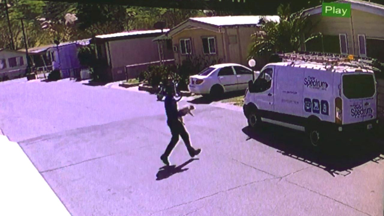 Did a Cable Company Employee Steal California Woman's Puppy