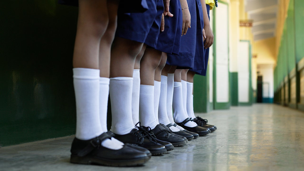 305e0545e8 Girls Sue School Over Rule Requiring Them to Wear Skirts — and They Win