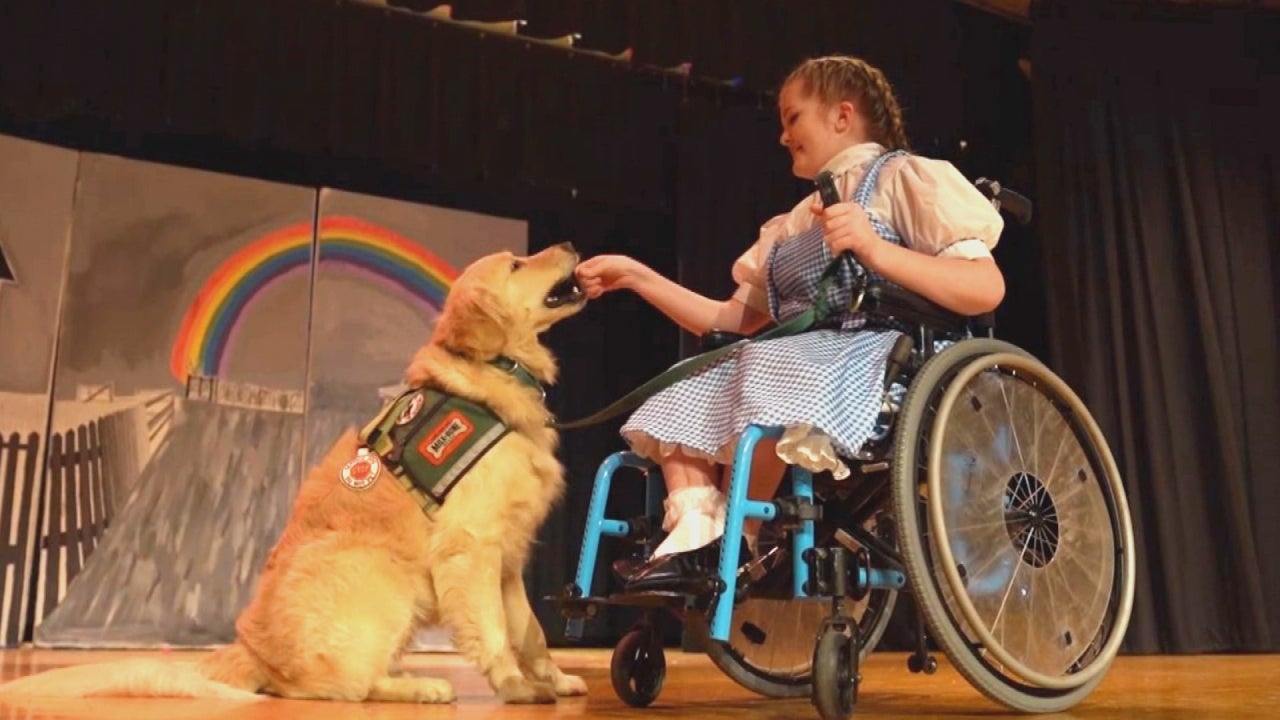 17-Year-Old Stars as Dorothy in 'Wizard of Oz' With