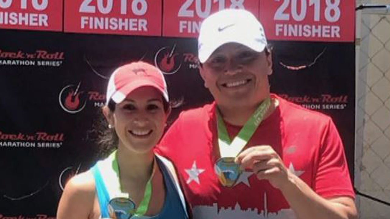 Man Runs Boston Marathon For Late Fiancee Killed Running