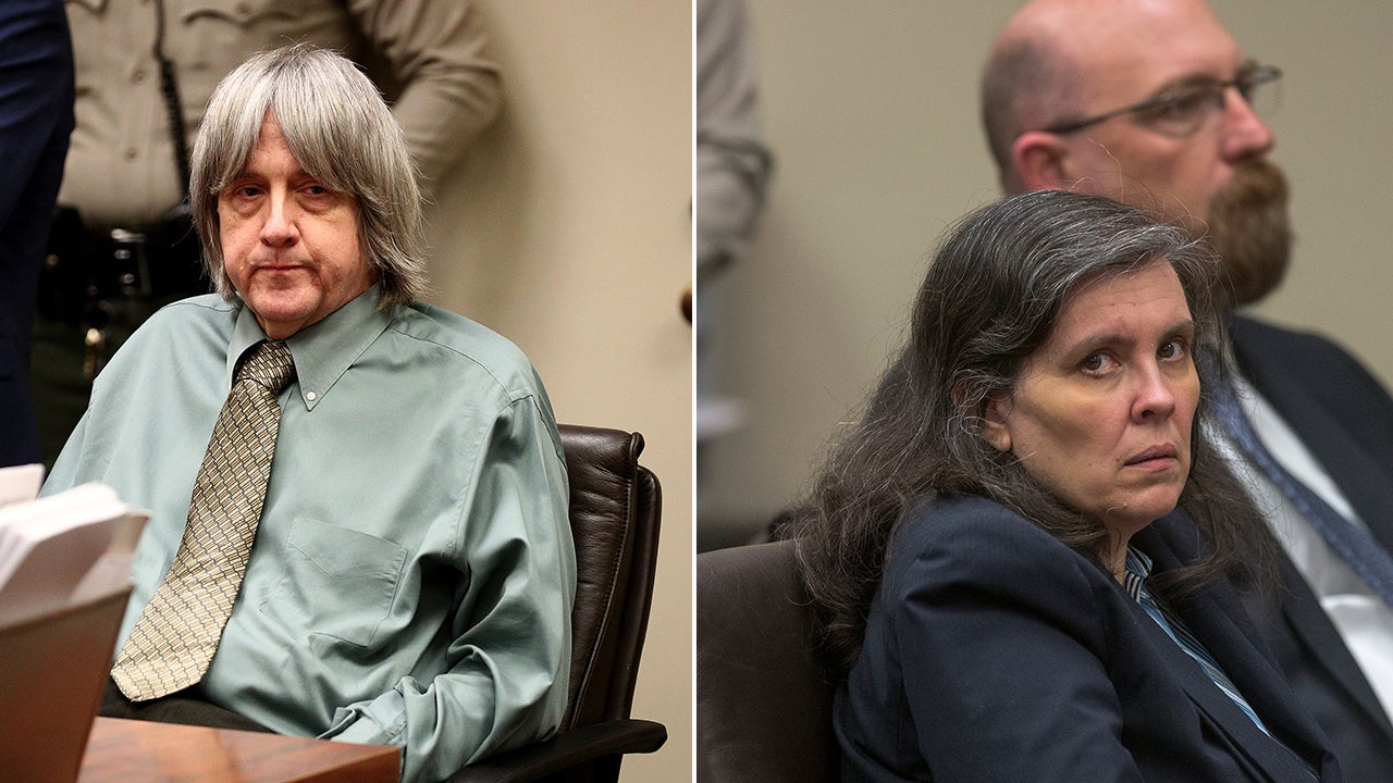 House Of Horrors Turpin Parents Sentenced To 25 Years To Life In