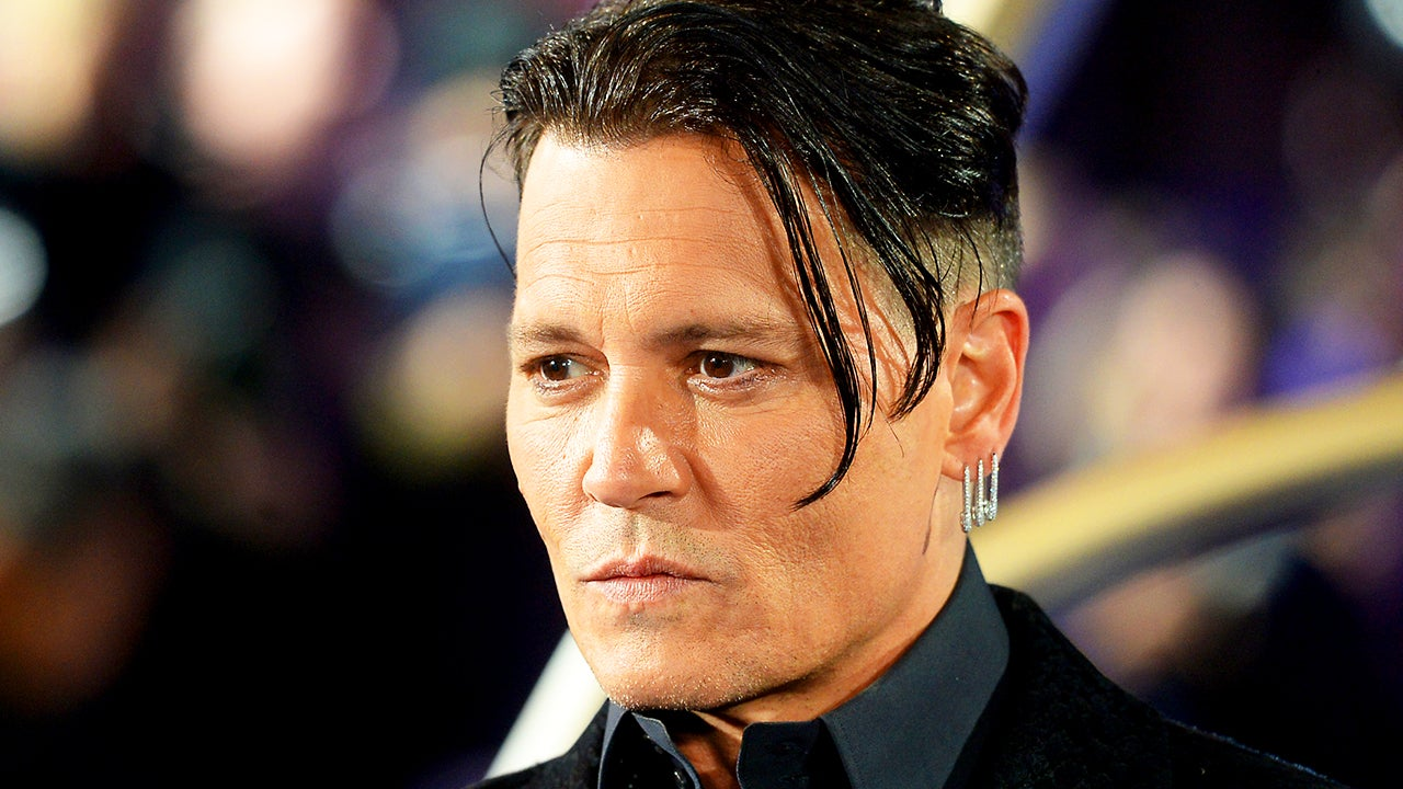 Johnny Depp Claims Ex-Wife Painted Fake Bruises | Inside ...