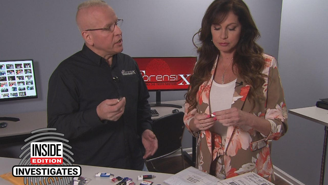 Could Your Financial Data Be Up for Sale Online? What Inside Edition Found on Old Thumb Drives