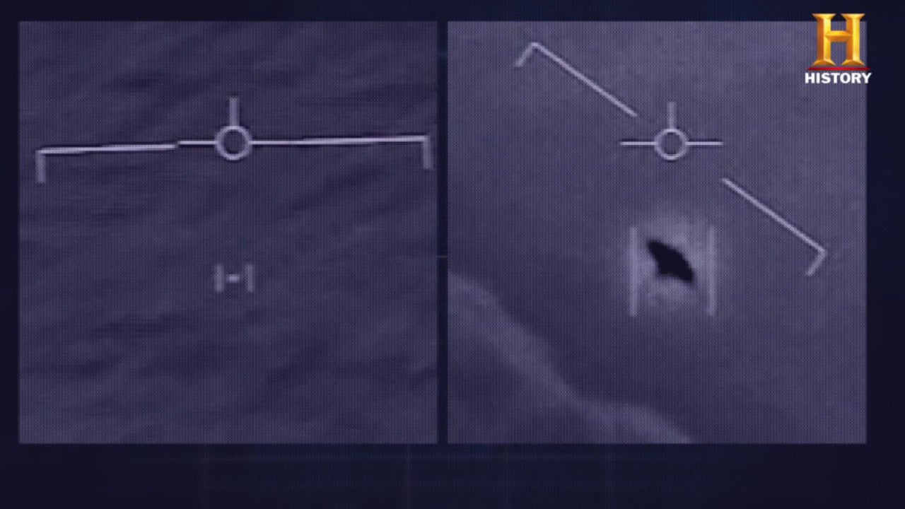Are UFOs Flying Above Us?