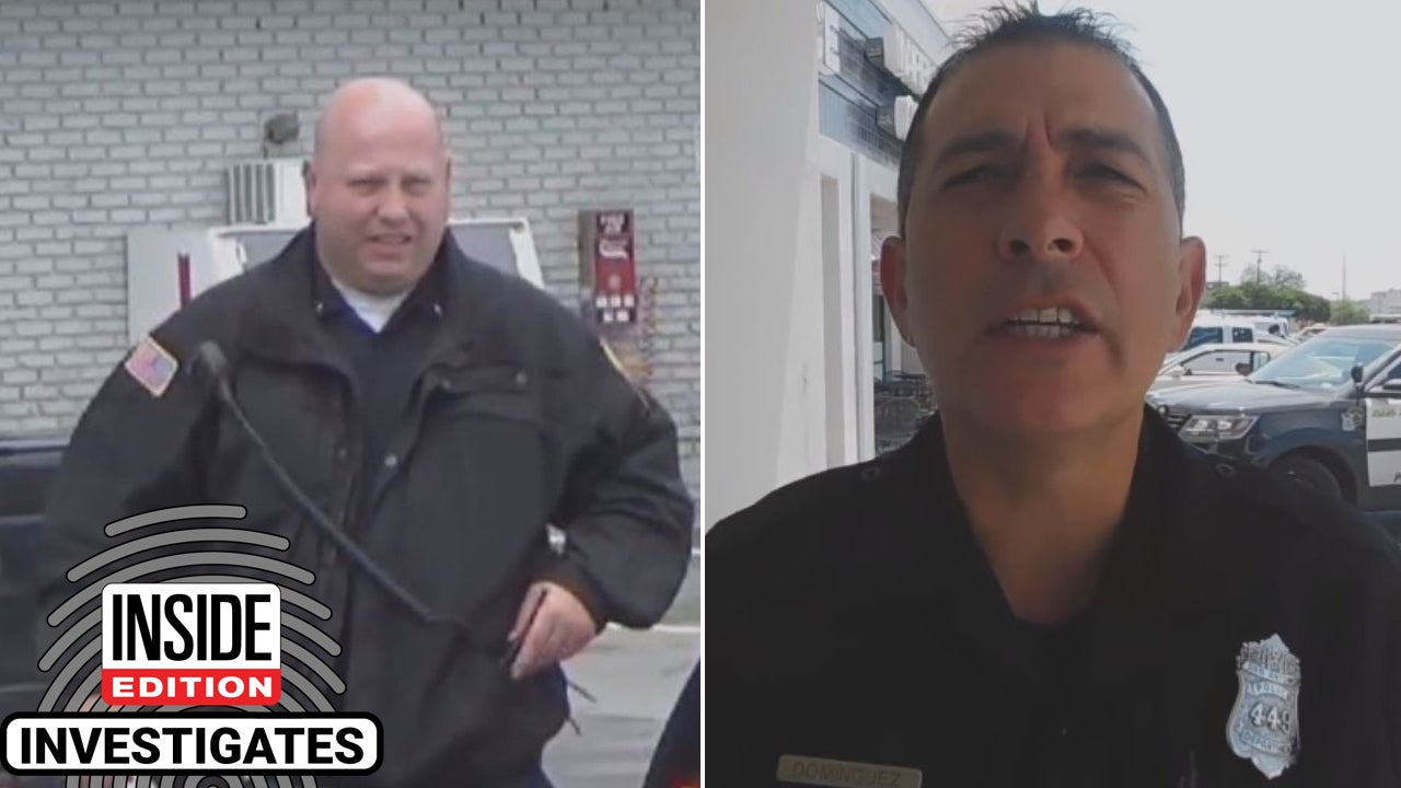 Why Are These Cops Being Taunted?