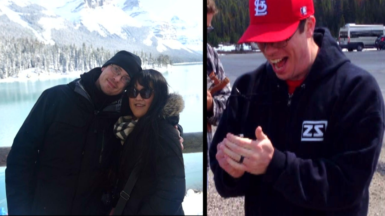how man snuck off to canada to find wife s wedding ring