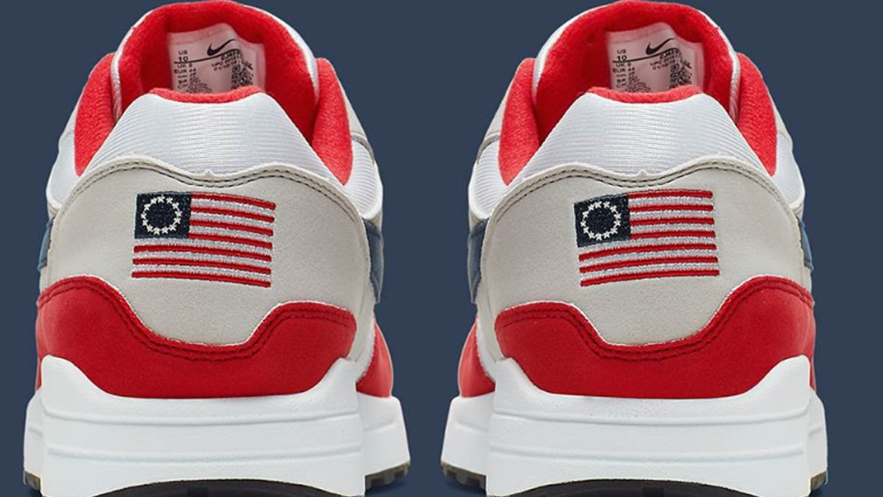Image result for betsy ross nike