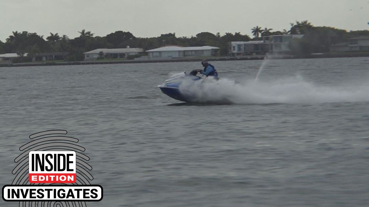 How an Out-of-Control Jet Ski Can Become a 700-Pound Torpedo