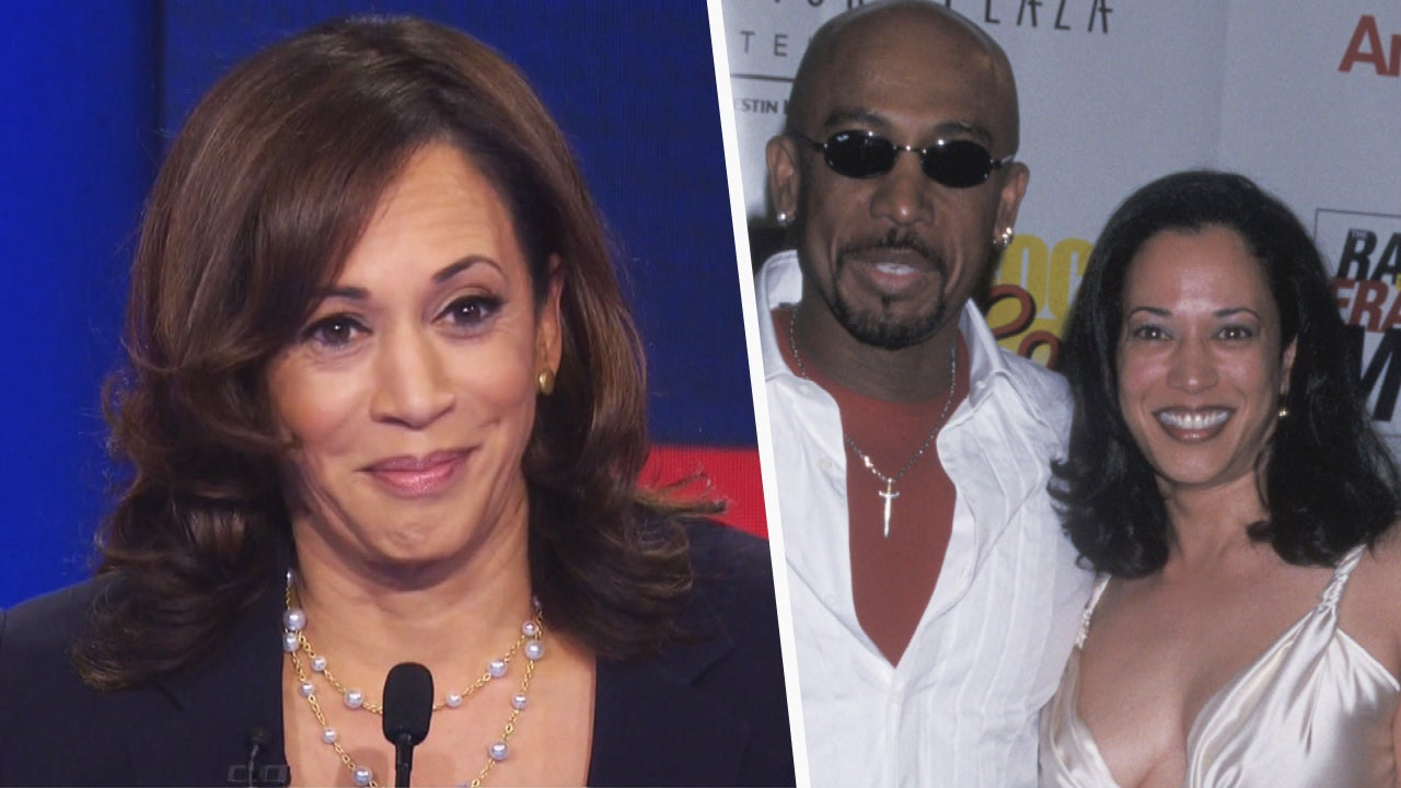 Inside Kamala Harris' Former Relationship With Montel Williams