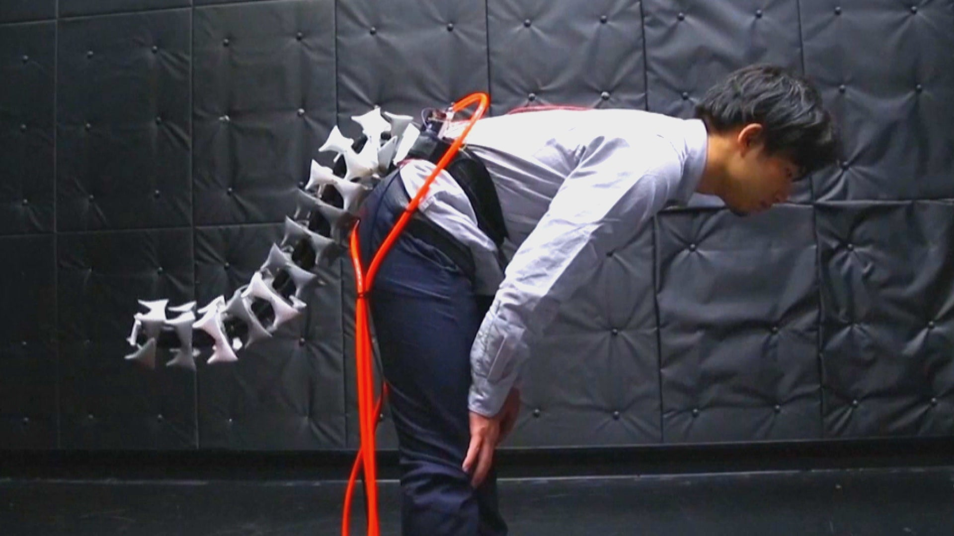 Researchers Develop Robotic Tail to Help People With Balance Problems