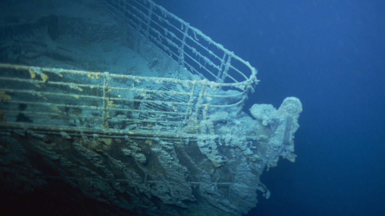 Metal-Eating Bacteria Devouring the Titanic Could Cause Wreckage to Disappear in Decades
