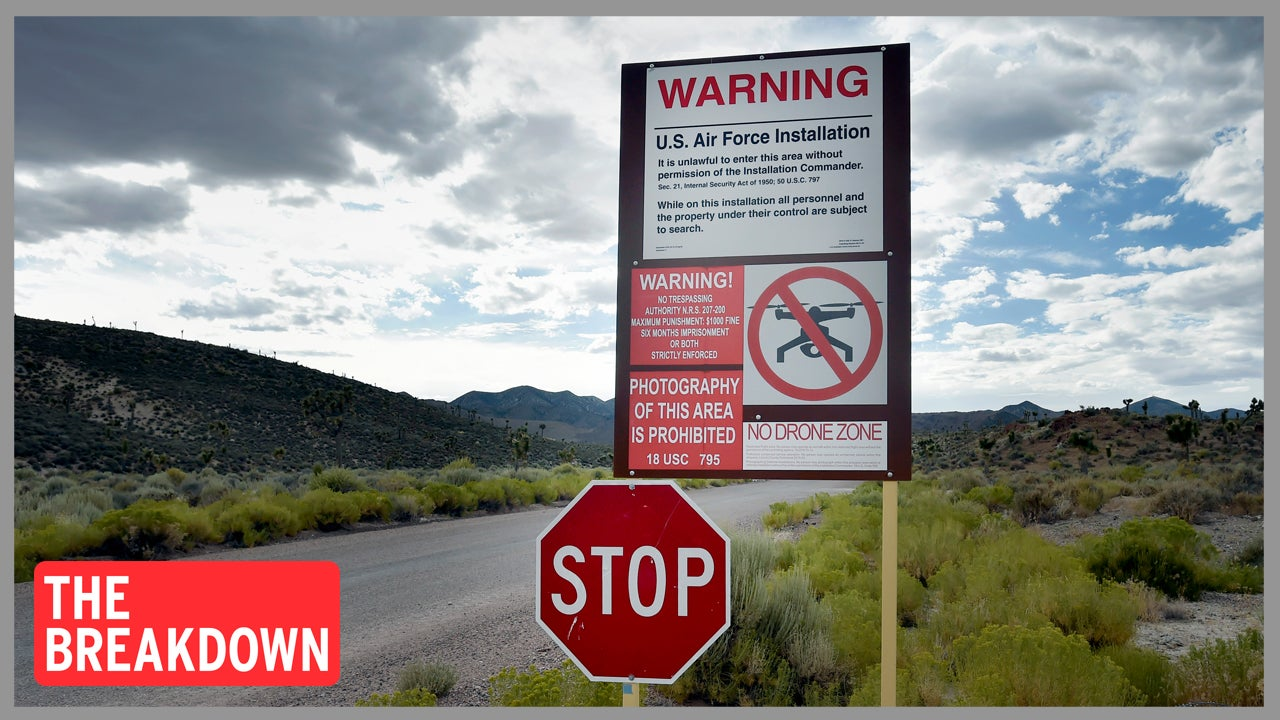 What Will Happen if You Try to Storm Area 51 | Inside Edition