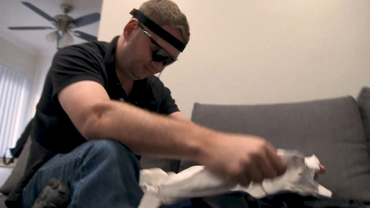 A Brain Implant is Restoring Some Sense of Sight for This Man