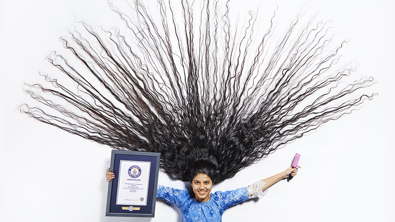 16-Year-Old From India Holds Guinness World Record for ...