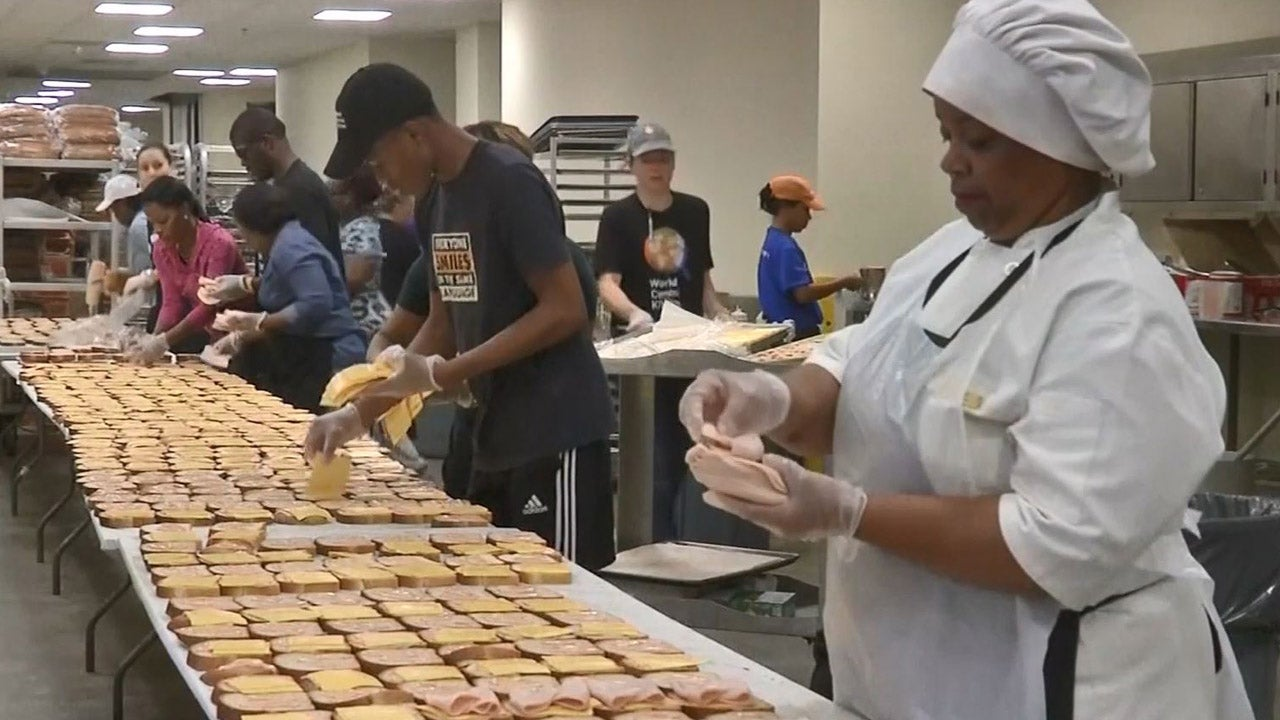 Chef Jose Andres Feeds Tens of Thousands in Bahamas After Hurricane Dorian