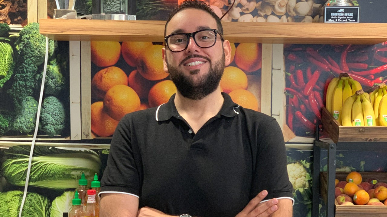 How This Man Lost Nearly 300 Pounds Using Instacart