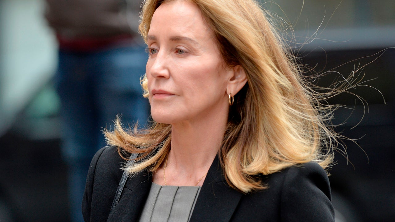 Felicity Huffman's New Life in Prison