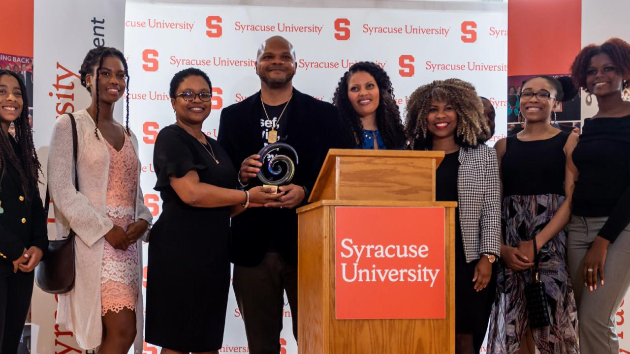 Syracuse Honors One of Central Park Five With Scholarship Named for Him