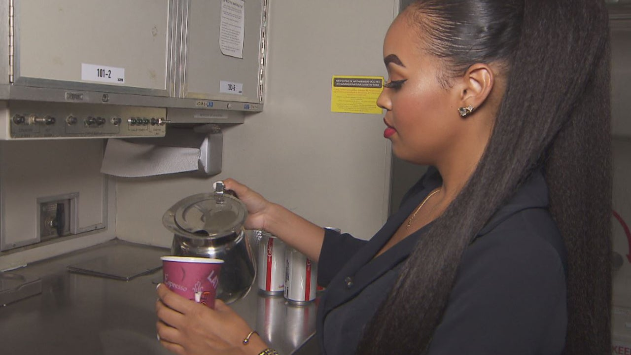 Flight Attendant Says You Shouldn't Drink Coffee on Planes