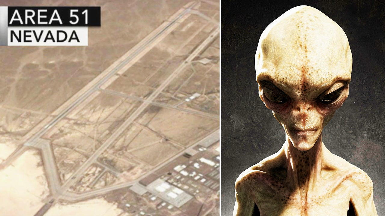 Are Aliens Even Interested in Us? And Other Reasons We Shouldn't Storm Area 51