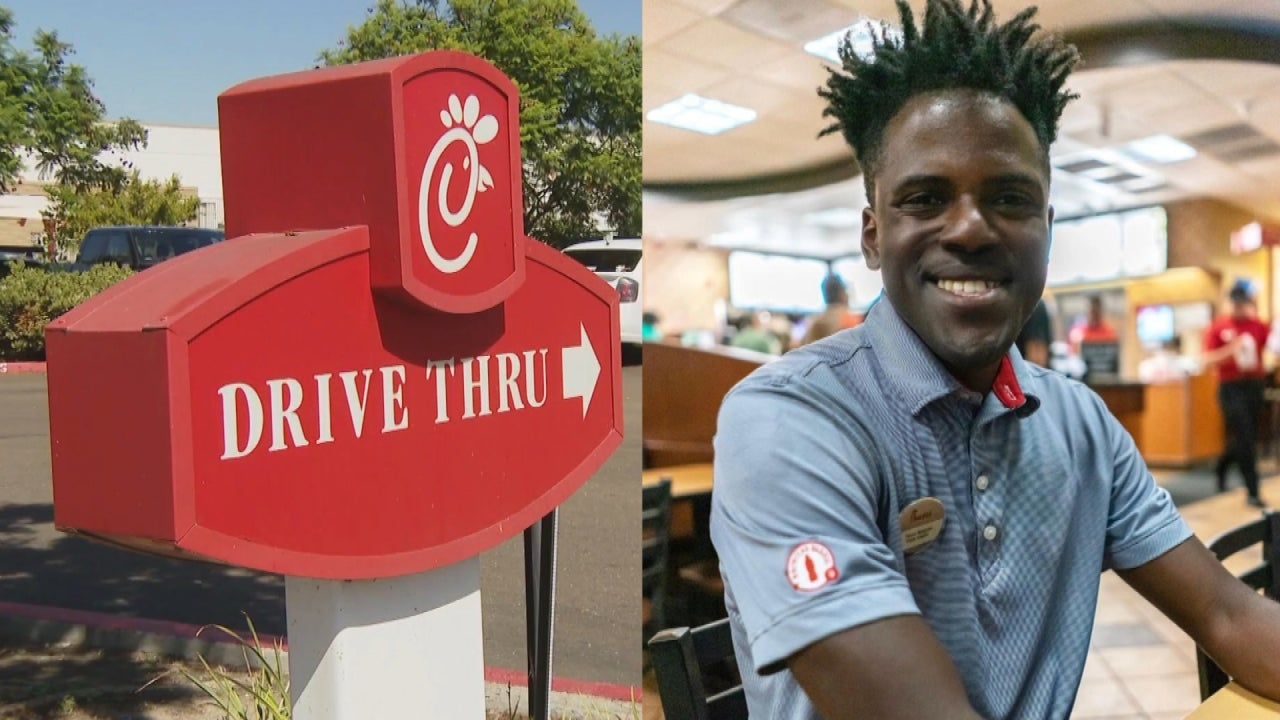 California Chick-fil-A Manager Saves Unconscious Customer in Parking Lot