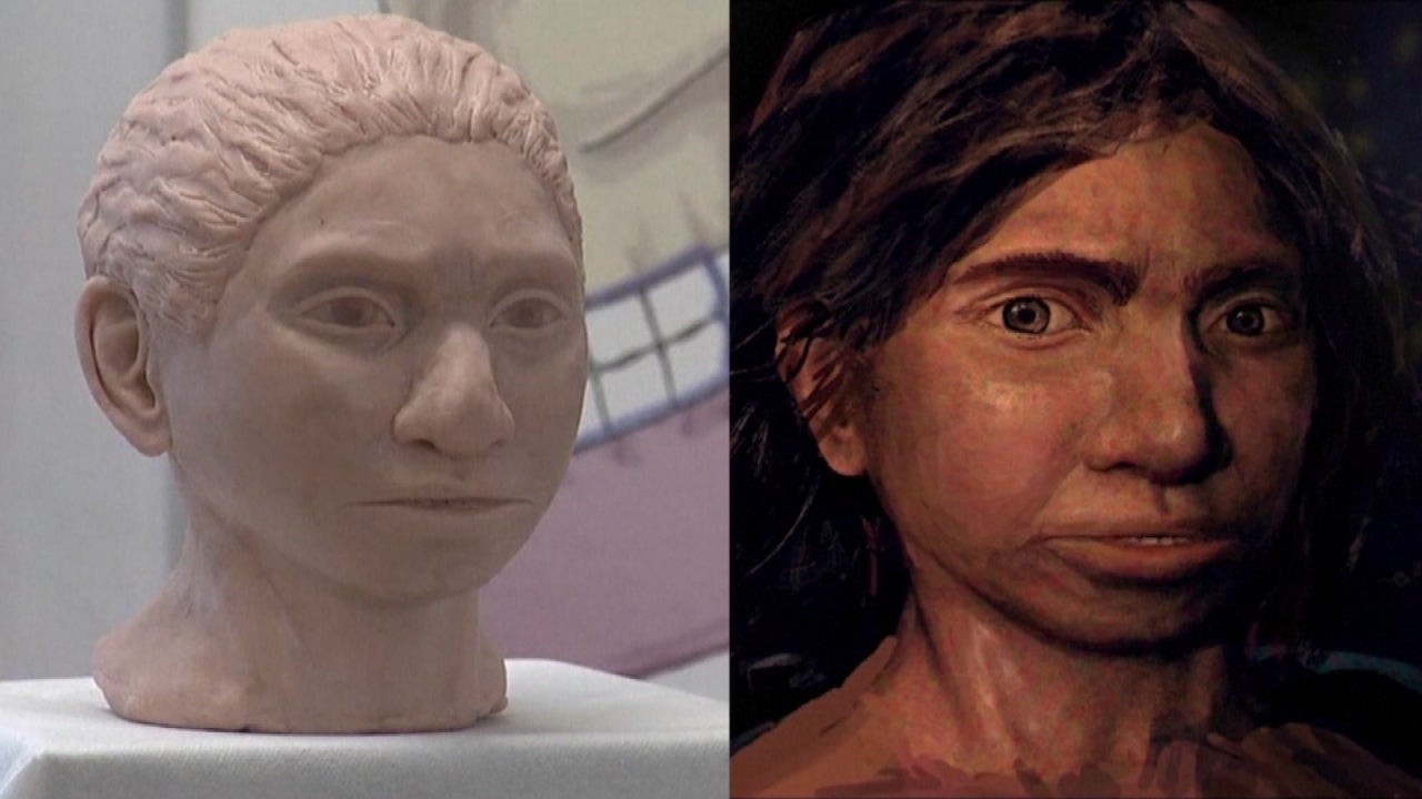 Scientists Reconstruct the Teenage Face of Human Ancestor in Israel