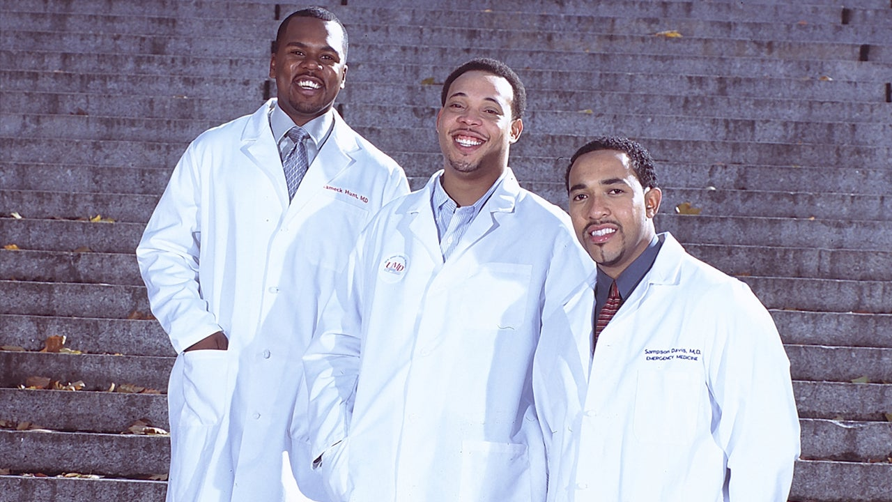How a Promise These 3 Doctors Made in High School Is Helping Kids Today
