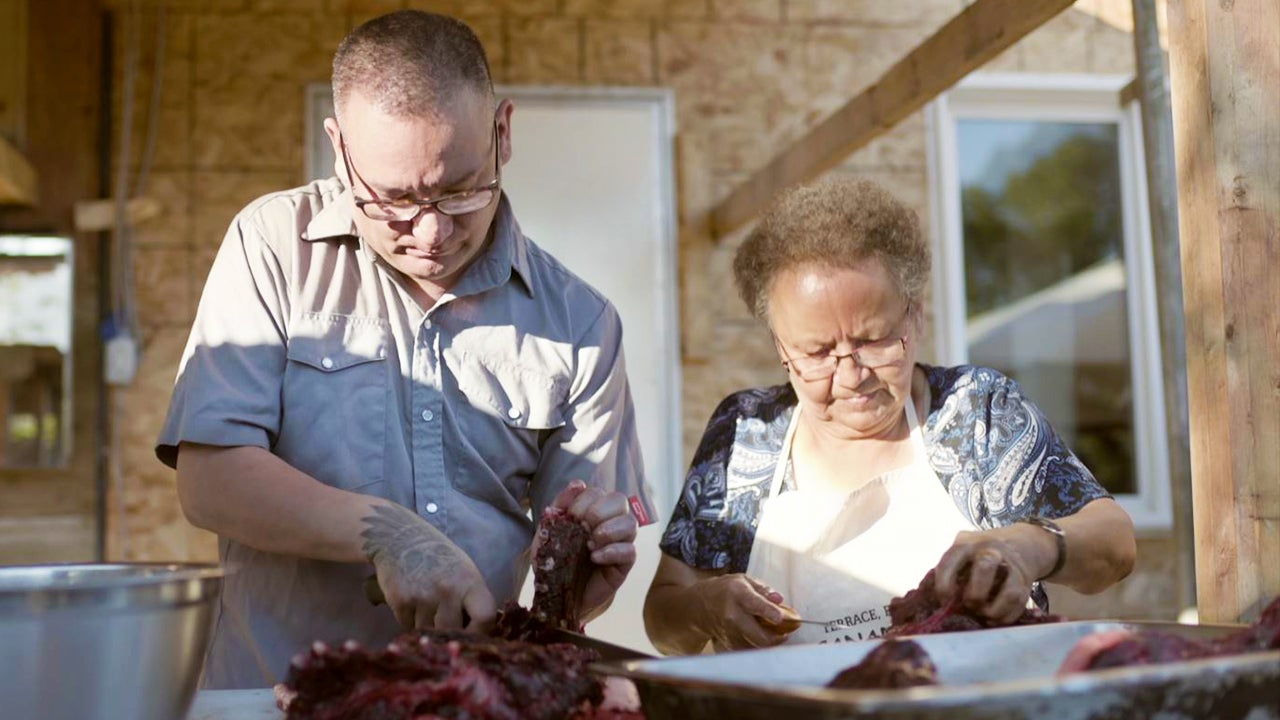 From Seal to Bison, Native Chef Educates Others on Indigenous Foods With New Cookbook