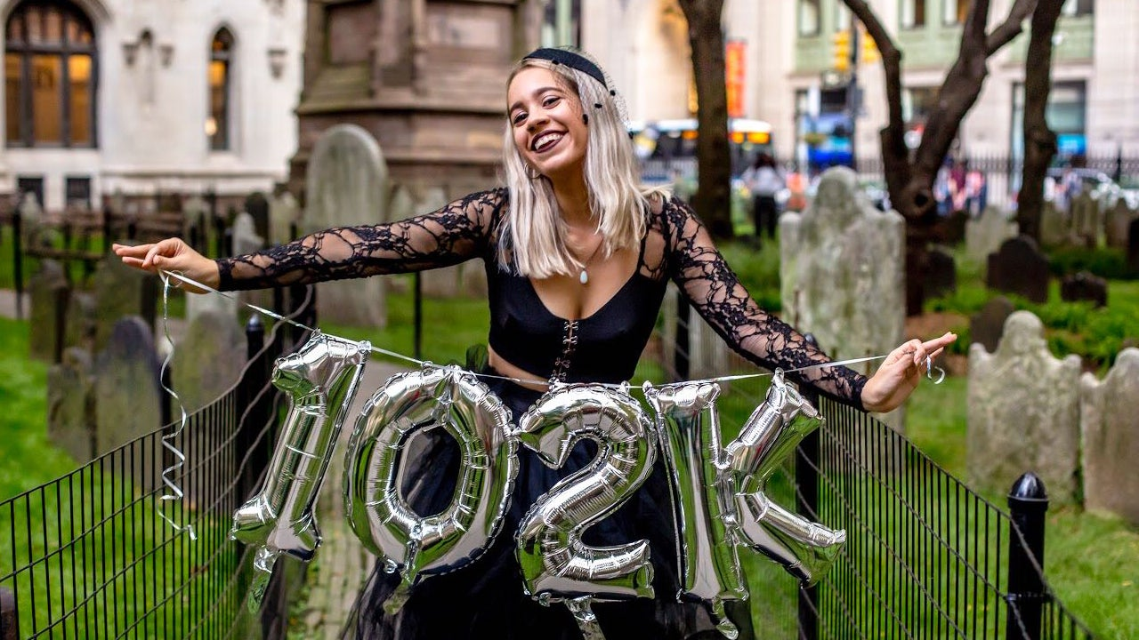 Woman Celebrates Paying Off $102,000 of Student Loans With Funeral Photo Shoot