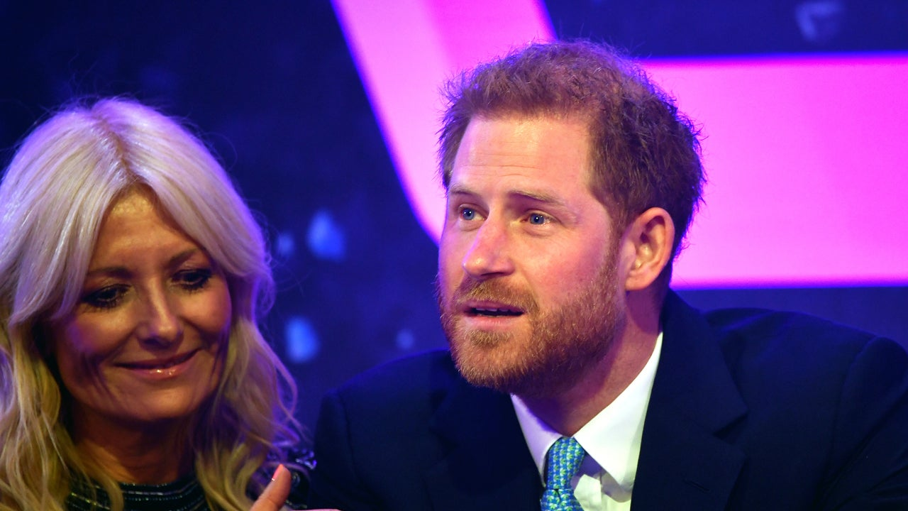 Prince Harry Chokes Up Talking About Being Dad to Archie