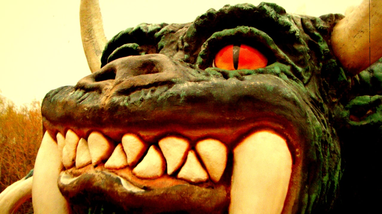 A Fearsome Creature Known as the Hodag Stalks a Small Town in Wisconsin