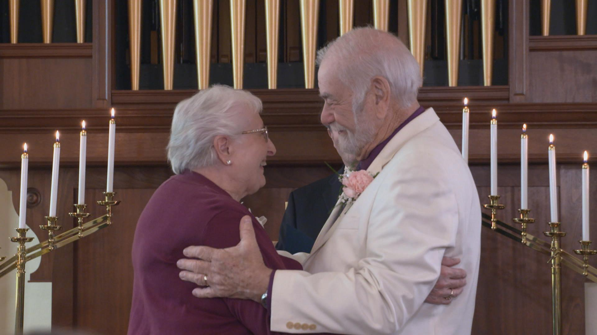 Onetime Prom Dates Finally Marry 60 Years Later