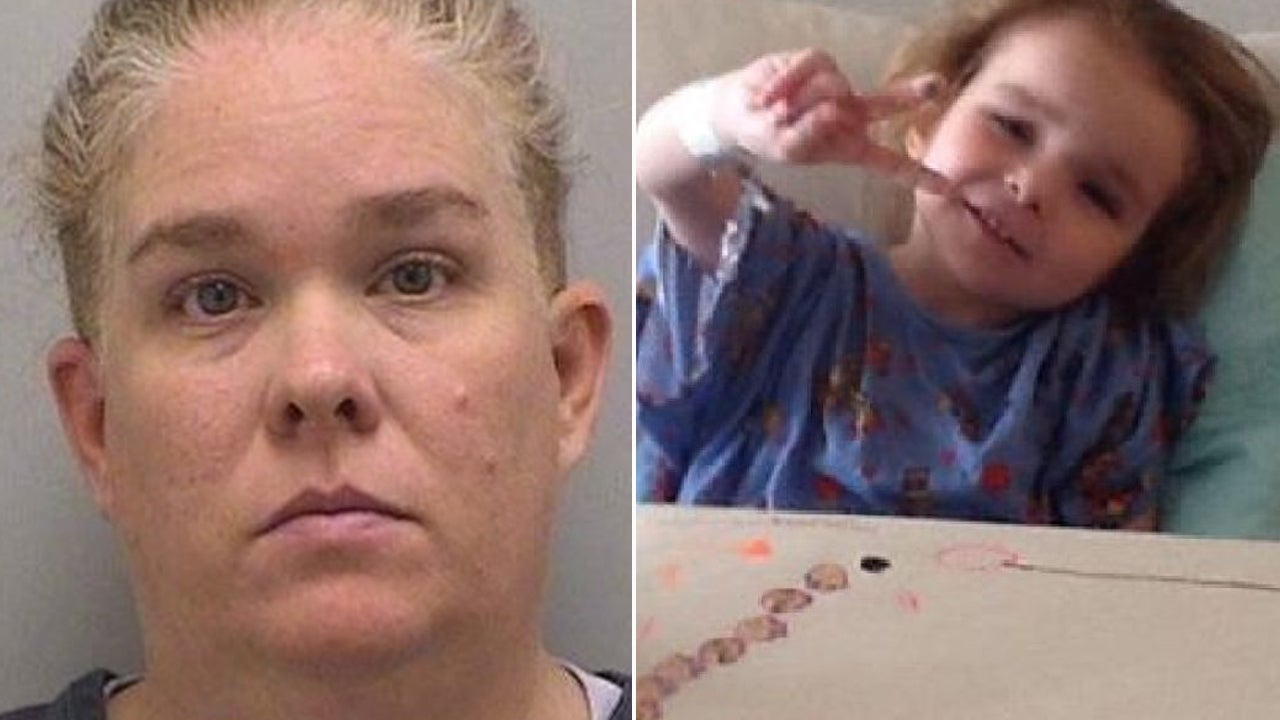 Mom Charged With Murder After Claiming Daughter Was Terminally Ill